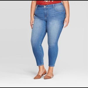 Jeggings with Comfort Elastic Waist  (#21)